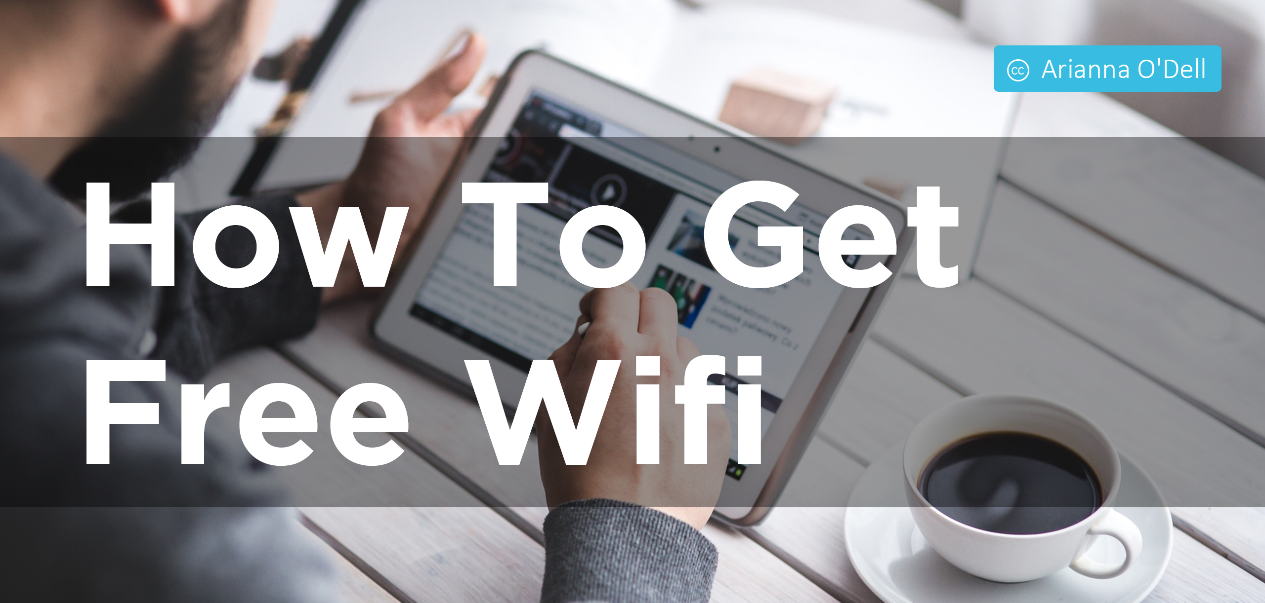 how to connect to free wifi anywhere