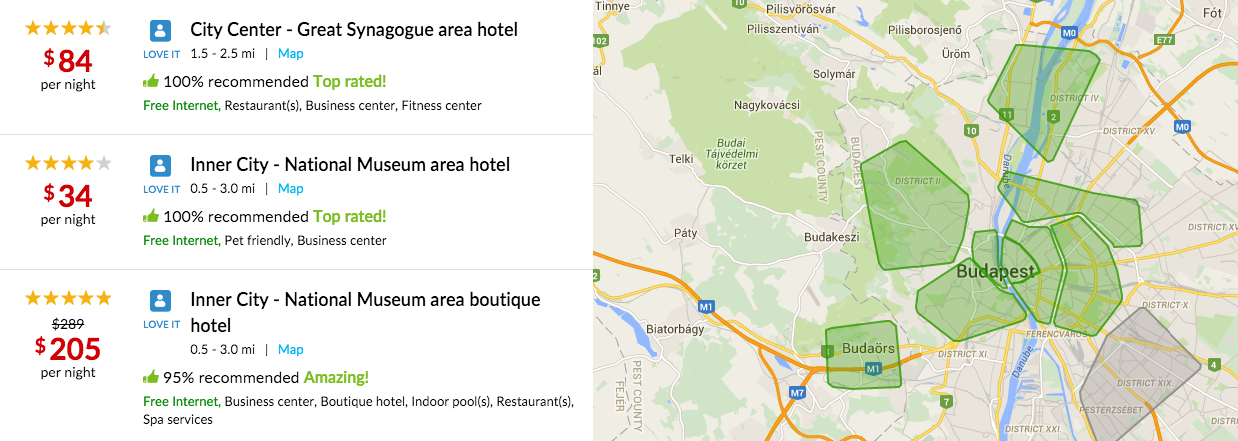 How to stay in 4/5 start hotels